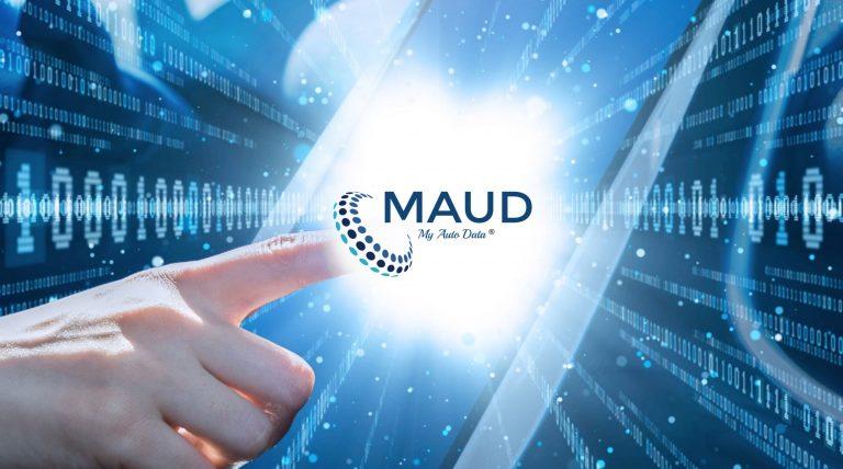 MAUD Key Visual